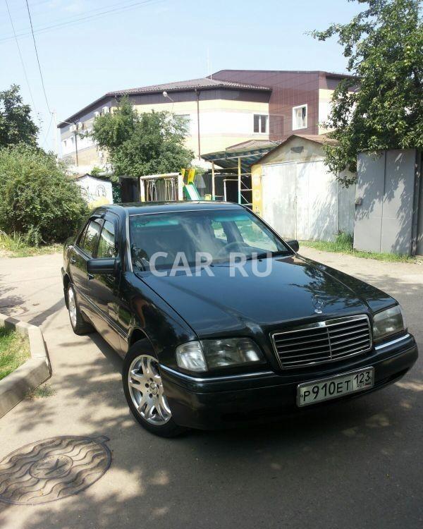 Mercedes C-Class, Абинск