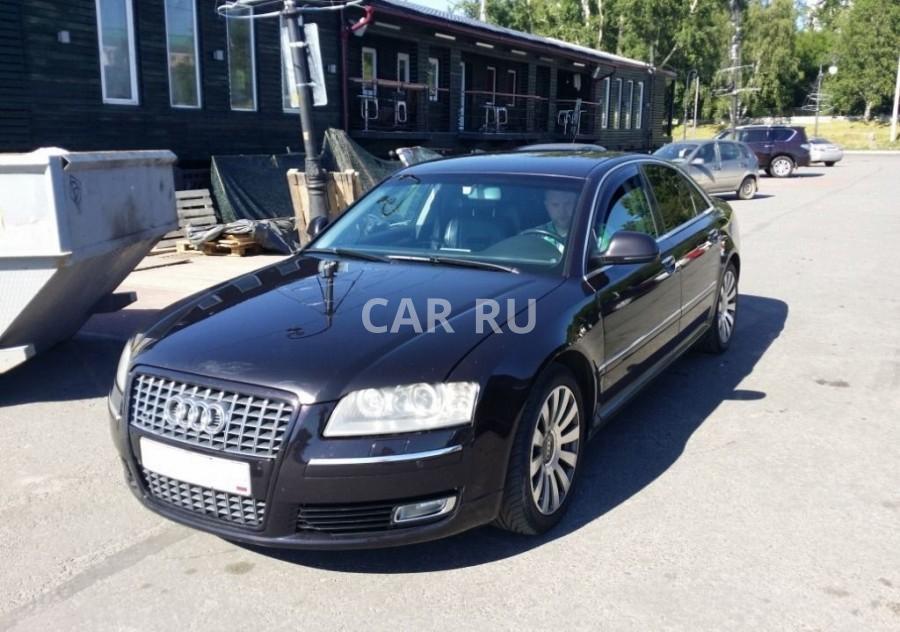 Audi A8, Архангельск