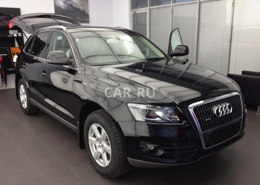 Audi Q5, Апатиты