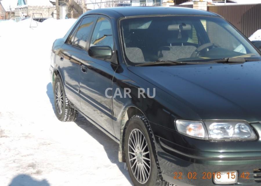 Mazda Capella, Асбест