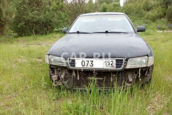 Audi A4, Арзамас