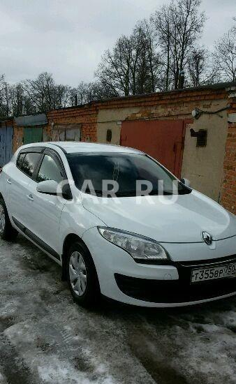 Renault Megane, Алексин
