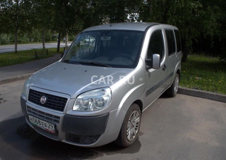 Fiat Doblo, Архангельск