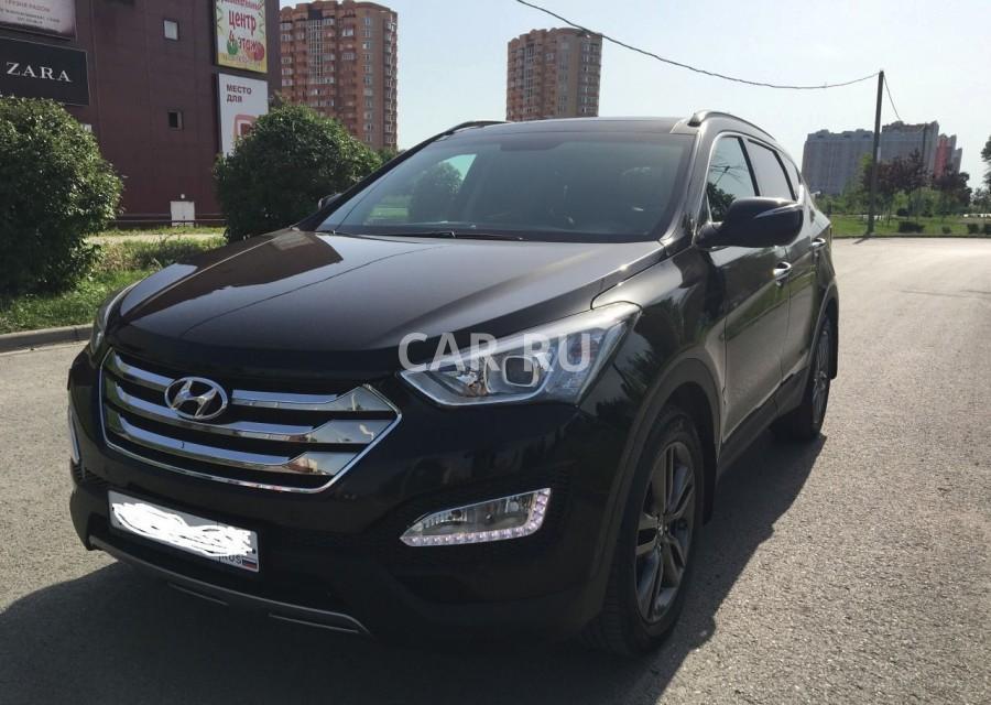 Hyundai Santa Fe, Батайск