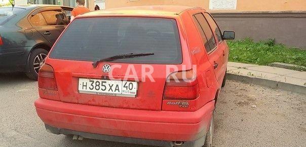 Volkswagen Golf, Балабаново