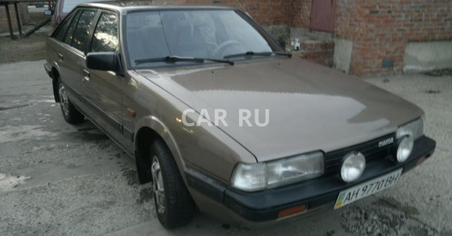 Mazda 626, Азов