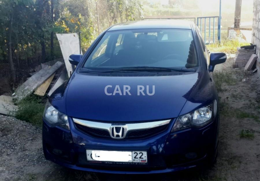 Honda Civic, Барнаул