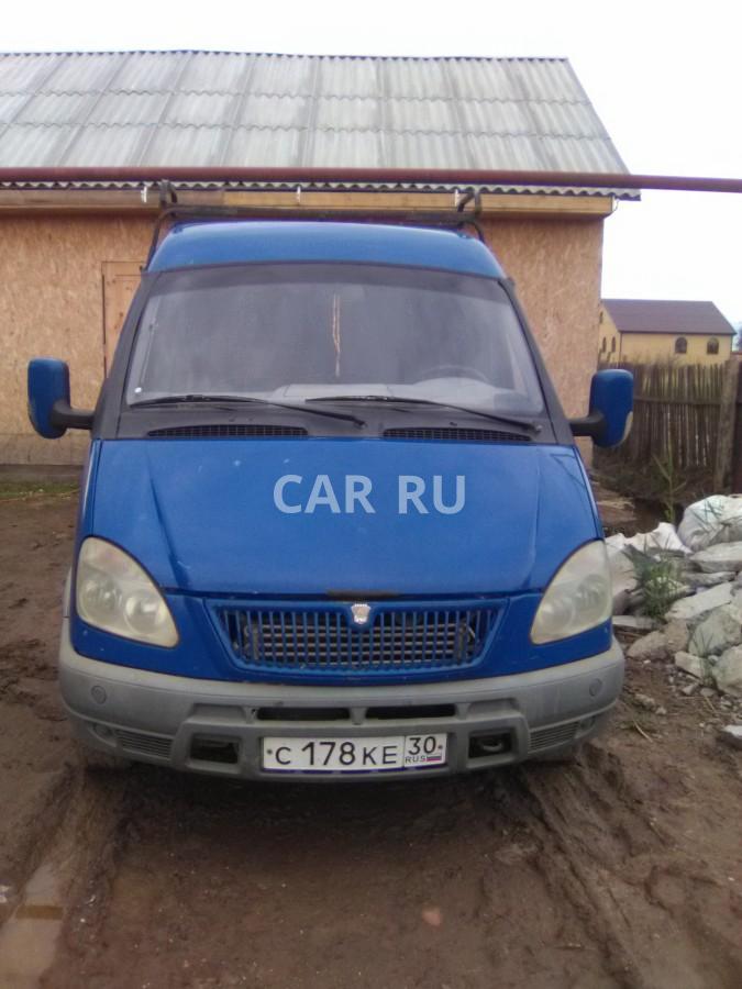Газ 2705, Астрахань