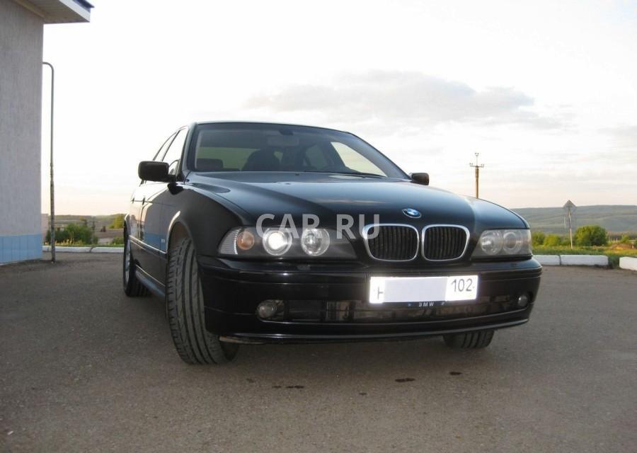 BMW 5-series, Белебей