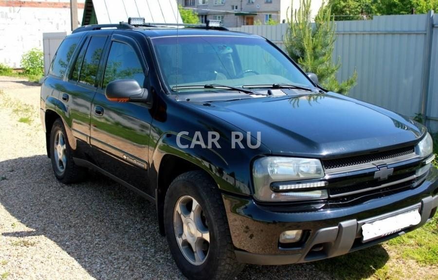 Chevrolet TrailBlazer, Балабаново