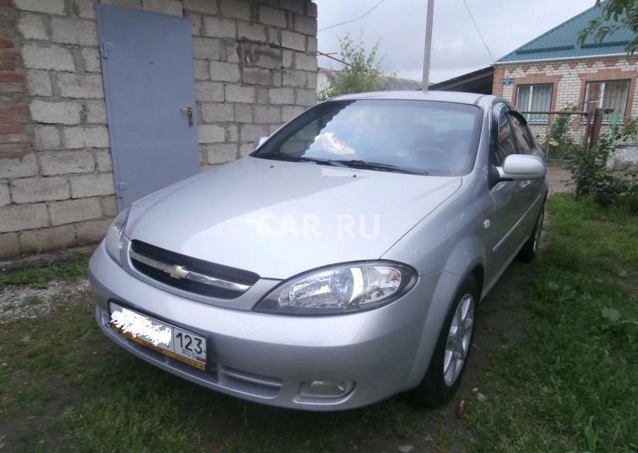 Chevrolet Lacetti, Армавир