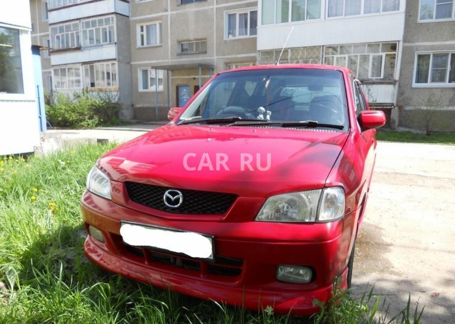 Mazda Demio, Байкальск