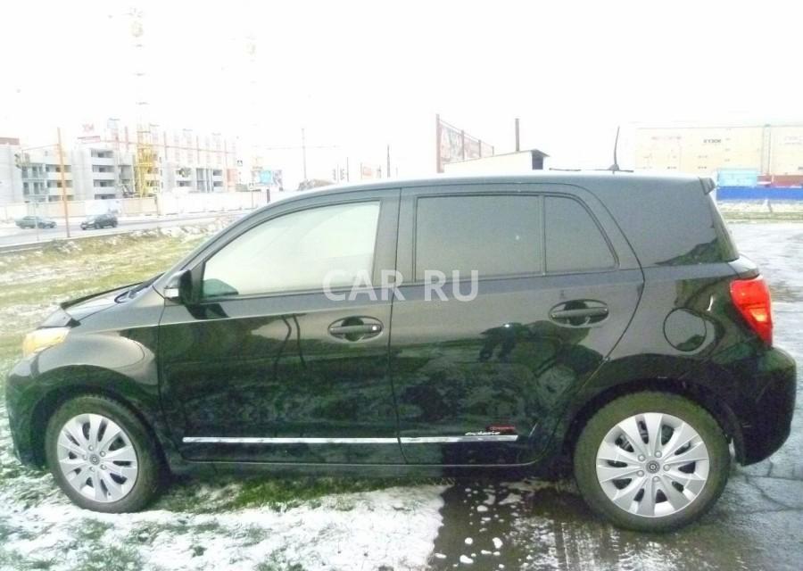Toyota bB, Барнаул