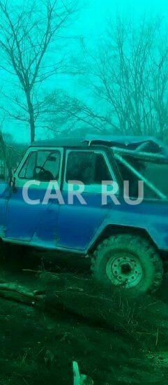 Уаз 469, Абинск