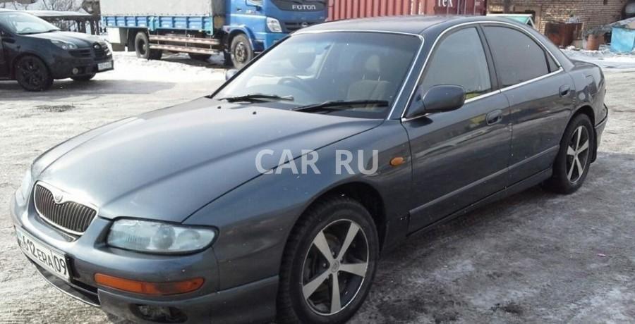 Mazda Millenia, Астрахань