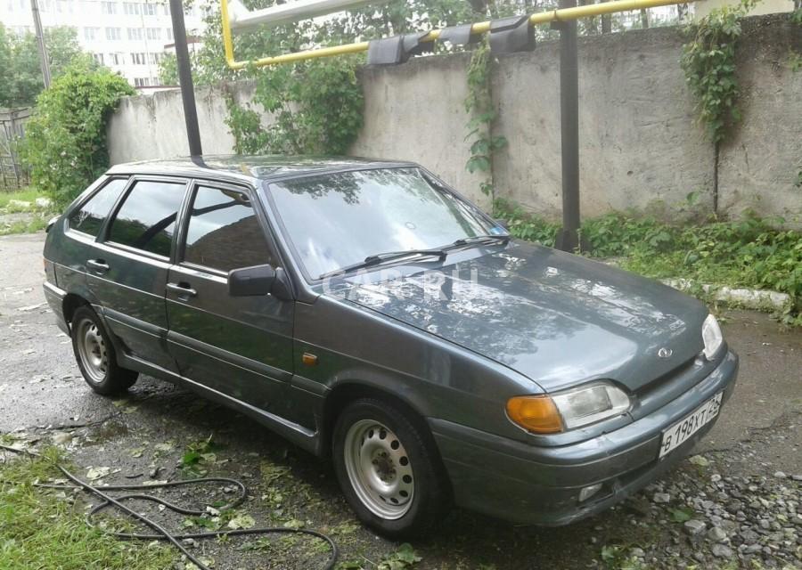 Lada Samara, Архонская