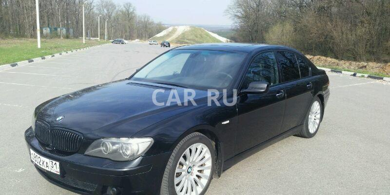 BMW 7-series, Белгород