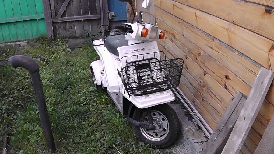 грузовые Скутеры Honda gyro #10