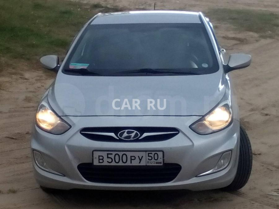 Hyundai Solaris, Балашиха