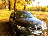 BMW 5-series, 2008 г. в городе Москва
