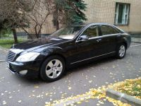 Mercedes S-Class, 2007 г. в городе Москва
