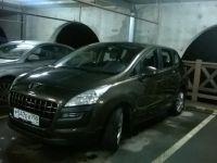 Peugeot 3008, 2012 г. в городе Химки