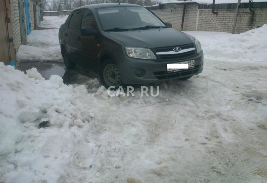 Лада Granta, Волгоград
