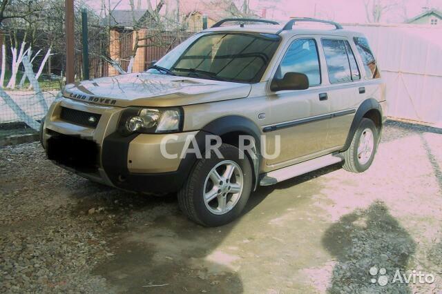 Land Rover Freelander, Некрасовский