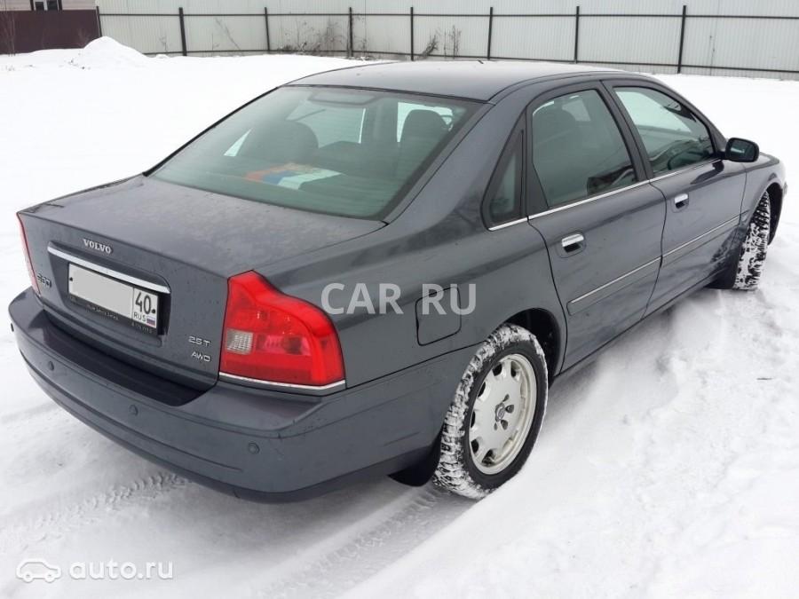 Volvo S80, Обнинск