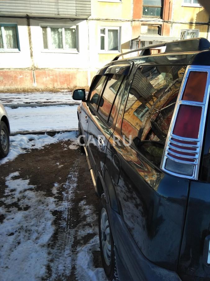 Honda CR-V, Улан-Удэ