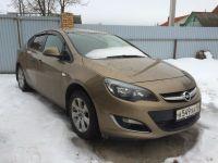 Opel Astra, 2013 г. в городе Малоярославец