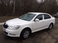 Skoda Octavia, 2012 г. в городе Москва