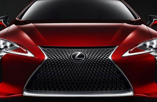 Lexus возвращается в класс спорткаров