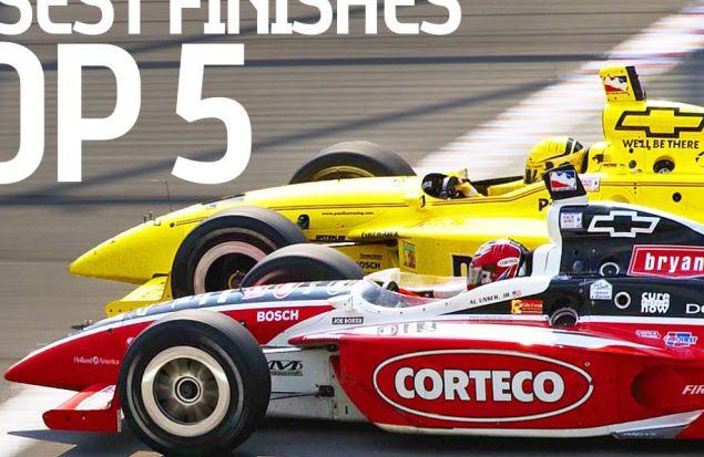Топ-5 плотных финишей в гонках