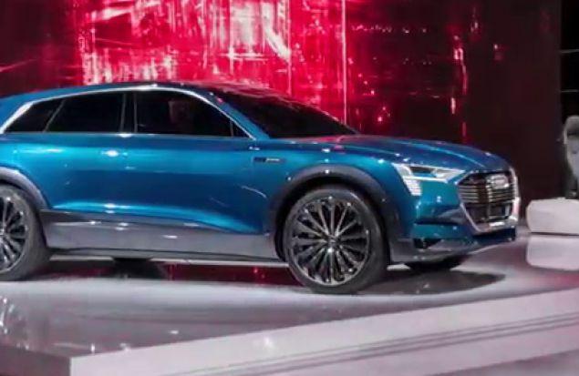 Audi на CES-2016