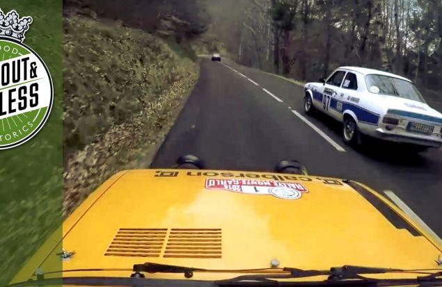 Renault 5 Turbo на Ралли Монте-Карло