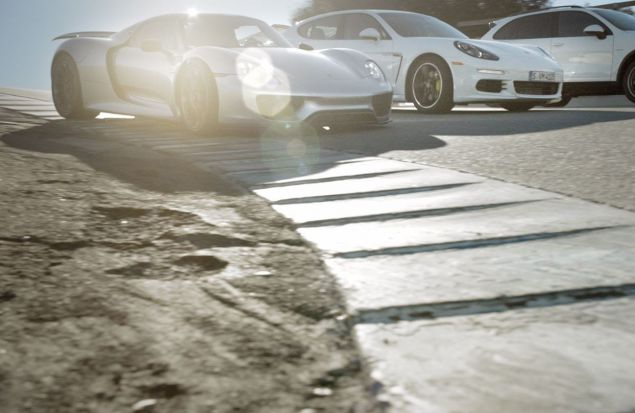 Восход новой эры от Porsche