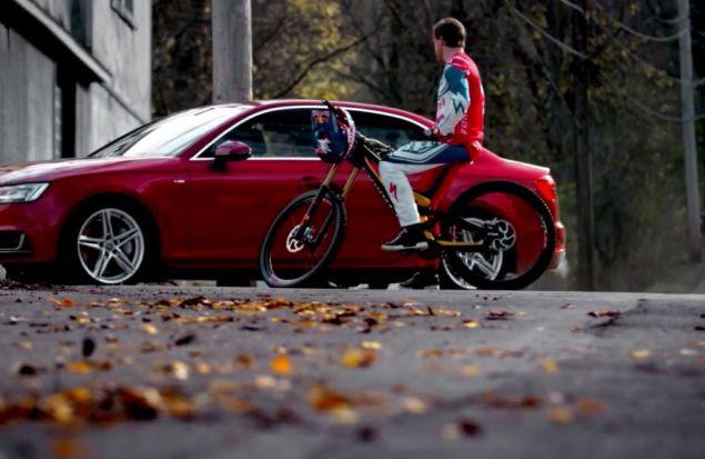 Audi quattro challenge