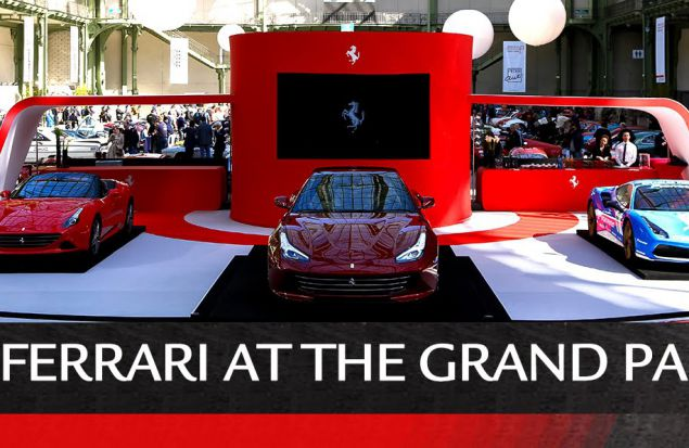 Ferrari GTC4Lusso & 488 GTB Tailor Made