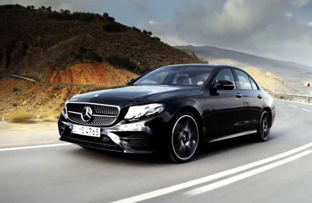 Превью Mercedes-AMG E 43 4MATIC