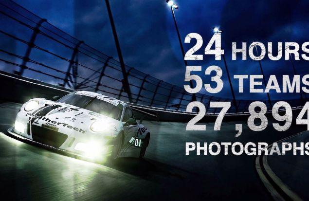 «24 часа Дайтоны» в 27,894 фото