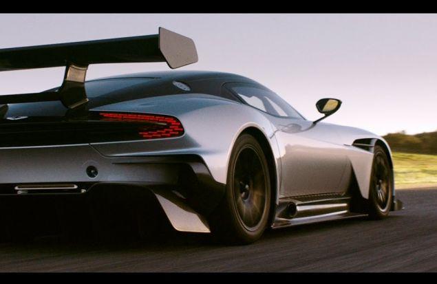 Всемирно известные испытания Titanium Trials, сейчас с Aston Martin Vulcan