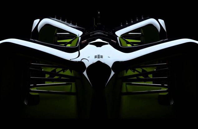 Roborace — гоночный автомобиль будущего!
