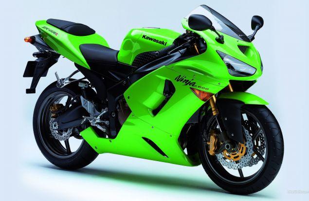 История мотоциклов Kawasaki