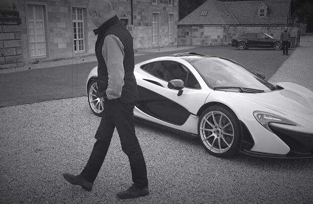 Тест-Драйв McLaren P1 за 70 млн рублей. Bugatti Chiron на нервах