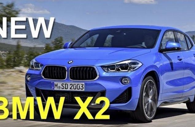 BMW X2 2017 — обзор Александра Михельсона — БМВ Х2
