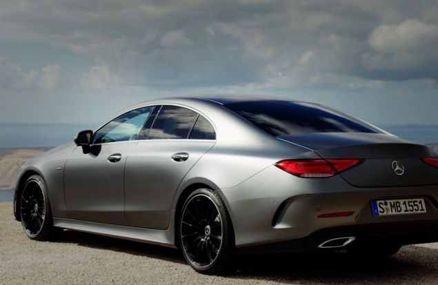 Mercedes CLS 2018 Обзор
