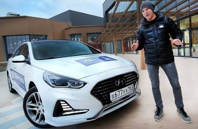 Новая Hyundai Sonata 2017 Разгон за 8,8 секунд. Тест Драйв новой Хендай Соната Игорь Бурцев.