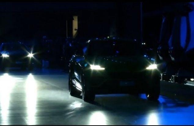 Lamborghini Urus 2018 Обзор
