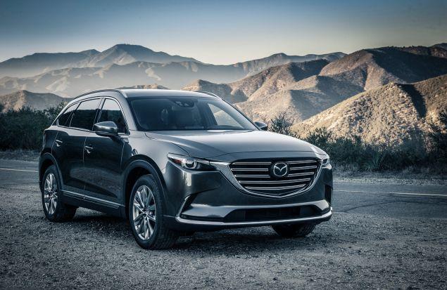 Mazda CX-9 2017 NEW — обзор Александра Михельсона